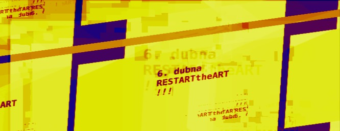 restart the art