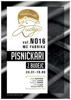 Profilový obrázek Písničkáři z Budějc vol. 16!