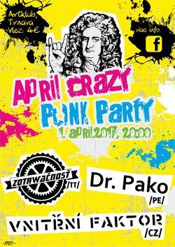 Profilový obrázek APRIL CRAZY PUNK PARTY