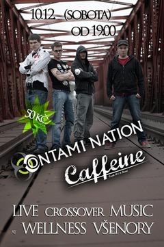 Profilový obrázek Caffeine + ContamiNation