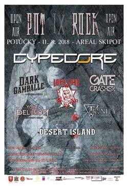 Profilový obrázek Pot-Rock IX, letní rocková noc Potůčky