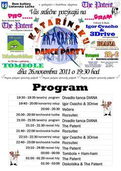 Profilový obrázek Katarínska dance párty