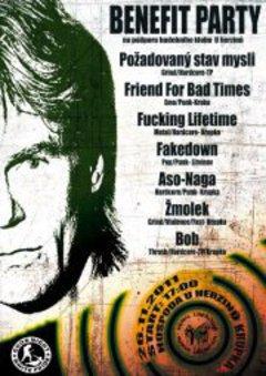 Profilový obrázek Benefit Party na podporu hudebního klubu U Herzinů