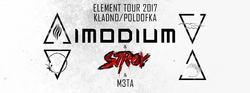 Profilový obrázek ELEMENT TOUR 2017 - křest nového alba