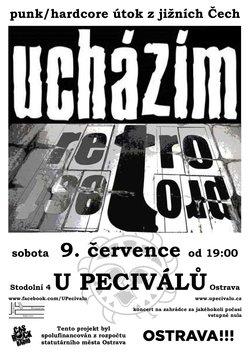 Profilový obrázek Ucházím, Retroprotest