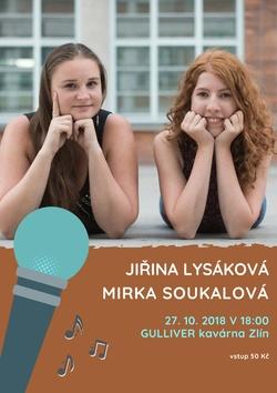 Profilový obrázek Duo Jiřina Lysáková & Mirka Soukalová