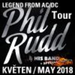 Profilový obrázek PHIL RUDD (ex-AC/DC) & His Band