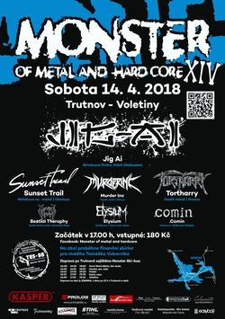 Profilový obrázek Monster of Metal and Hardcore XIV