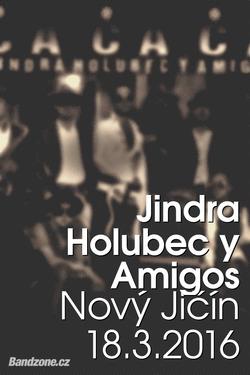 Profilový obrázek Jindra Holubec y Amigos