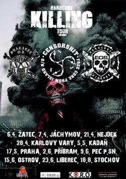 Profilový obrázek Hardcore Killing Tour 2018