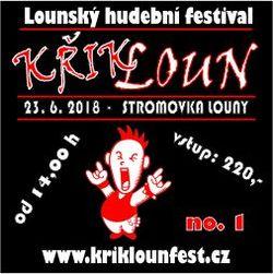 Profilový obrázek KřikLoun - Lounský hudební festival