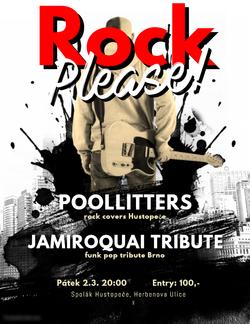 Profilový obrázek Dvojkoncert Jamiroquai Tribute Band a skupiny Pool Litters