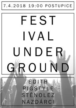 Profilový obrázek Festival Underground
