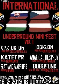 Profilový obrázek International punk mini fest