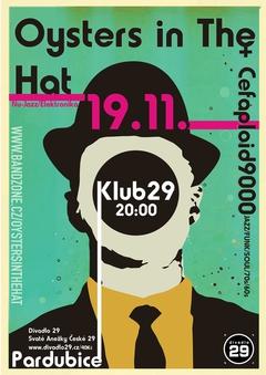 Profilový obrázek Oysters in the Hat v Klubu 29 Pardubice