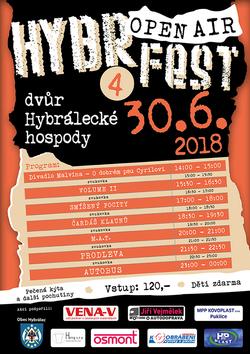 Profilový obrázek Hybrfest 2018