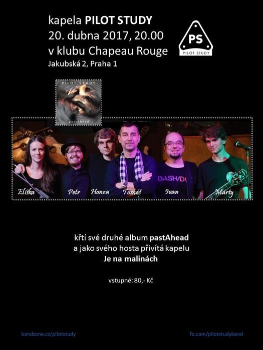 Pilot Study v Chapeau Rouge, Praha @ Chapeau Rouge | Česko