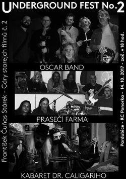 Profilový obrázek Underground fest no. 2