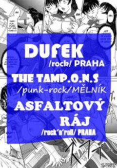 Profilový obrázek Koncert kapel: DUFEK, The TamPONs, Asfaltový ráj
