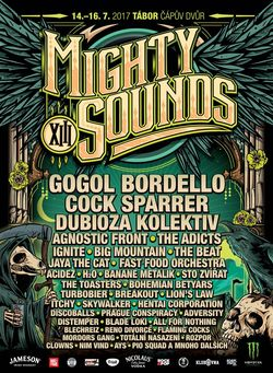 Profilový obrázek Mighty Sounds 2017