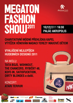 Profilový obrázek Megaton Fashion Show 2011