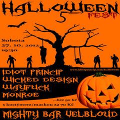 Profilový obrázek Halloween Fest 2012