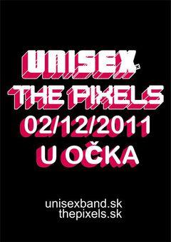 Profilový obrázek UNISEX + The Pixels