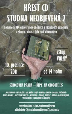 Profilový obrázek Křest CD Studna neobjevená 2