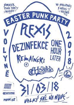 Profilový obrázek Easter Punk Párty Volyně 2018