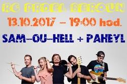 Profilový obrázek pátek třináctého v Prdeli  - rockem proti pověrám