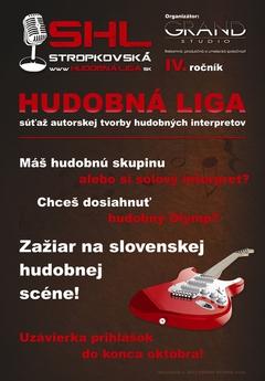 Profilový obrázek Stropkovská hudobná liga - základné kolo