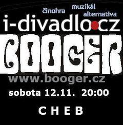 Profilový obrázek Booger v Chebu v Déčku