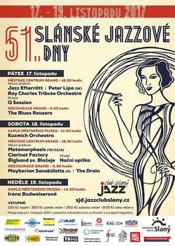 Profilový obrázek 51. ročník Slánské jazzové dny