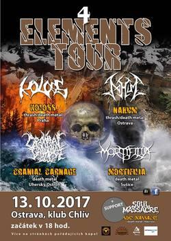 Profilový obrázek 4 ELEMENTS TOUR 2017