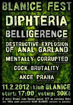 Profilový obrázek Blanice Fest (11. února 2012, Praha 4)