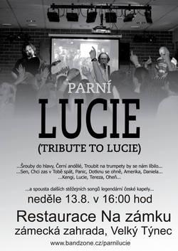 Profilový obrázek Koncert Parní Lucie