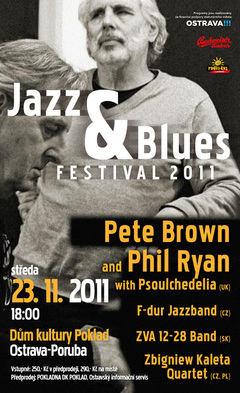 Profilový obrázek Jazz and Blues festival Ostrava