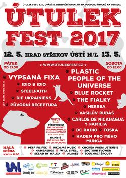 Profilový obrázek ÚTULEK FEST 2017