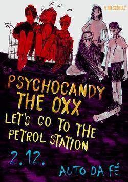 Profilový obrázek Psychocandy / THE OXX / split vinyl tour + Let's Go To The Petrol Station