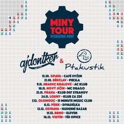 Profilový obrázek MinyTour 2017 // Olomouc
