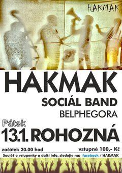 Profilový obrázek HAKMAK poprvé v Rohozné!!!