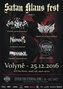Profilový obrázek Satan Klaus Fest XVIII.