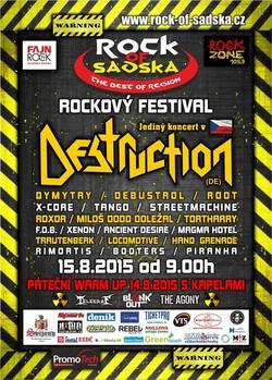 Profilový obrázek Rock of Sadská 2015