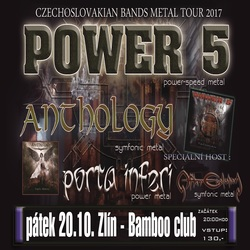 Profilový obrázek Czechoslovakian Bands Metal Tour 2017