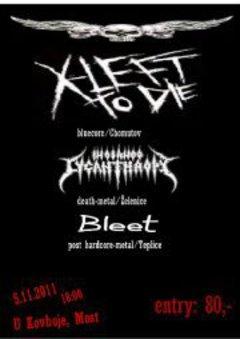 Profilový obrázek X- Left To Die, Inborned lycanthropy a Bleet v Kovboji