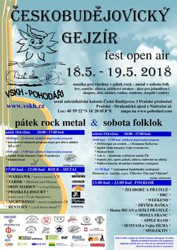 Profilový obrázek Českobudějovický GEJZÍR fest