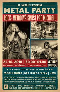 Profilový obrázek Metal Párty pro Michaelu