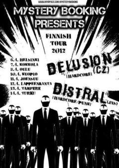 Profilový obrázek DISTRAL and DELUSION FINISH TOUR 2012