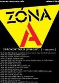 Profilový obrázek Zona A - 33 ROKOV TOUR (1984-2017)