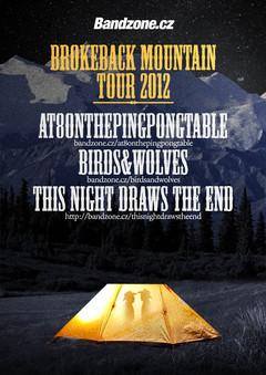Profilový obrázek Bandzone.cz Brokeback Mountain Tour 2012